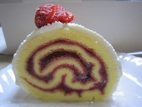 特製苺ロール(小)