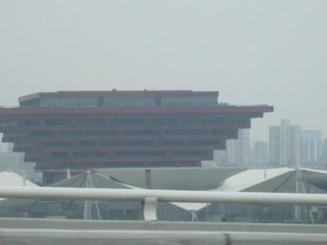 上海万博の・・・