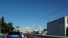 12:31 渋滞でイライラ(^^ゞ