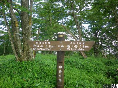 丹沢山塔ノ岳02