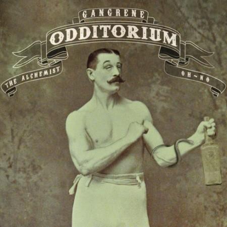 Gangrene - Odditorium [EP]