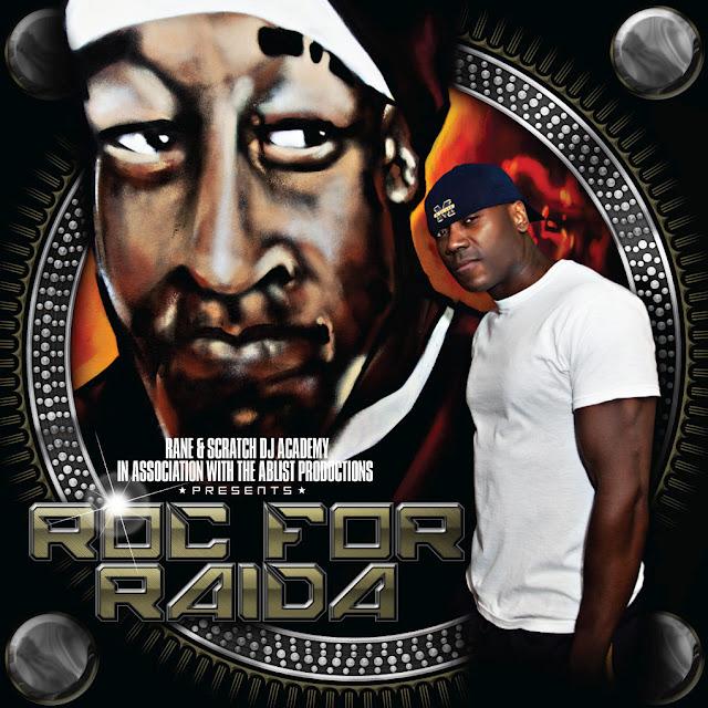 DJ Rob Swift's Roc for Raida