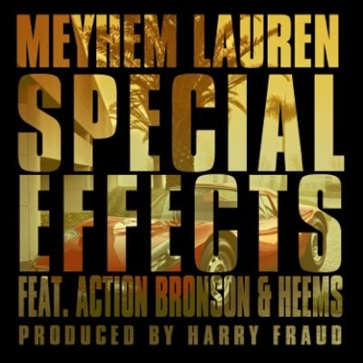 Meyhem Lauren - Special Effects Ft. Himanshu & Action Bronson