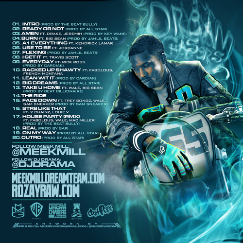 Meek Mill - Dreamchasers 2 (Hosted By DJ Drama)2