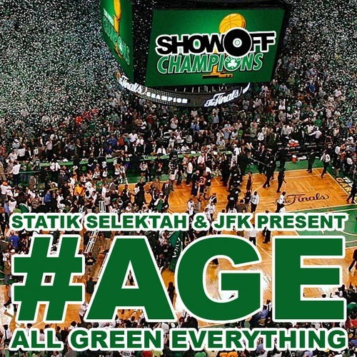 Statik Selektah - AGE All Green Everything
