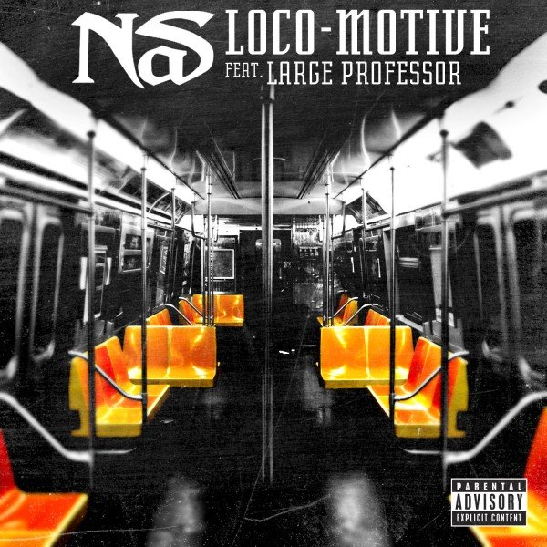 Nas – Loco-Motive feat. Large Professor (Produced by No I.D.)