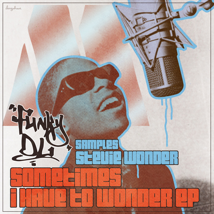 Funky DL - Sometimes I Have to Wonder...Funky DL samples Stevie Wonder