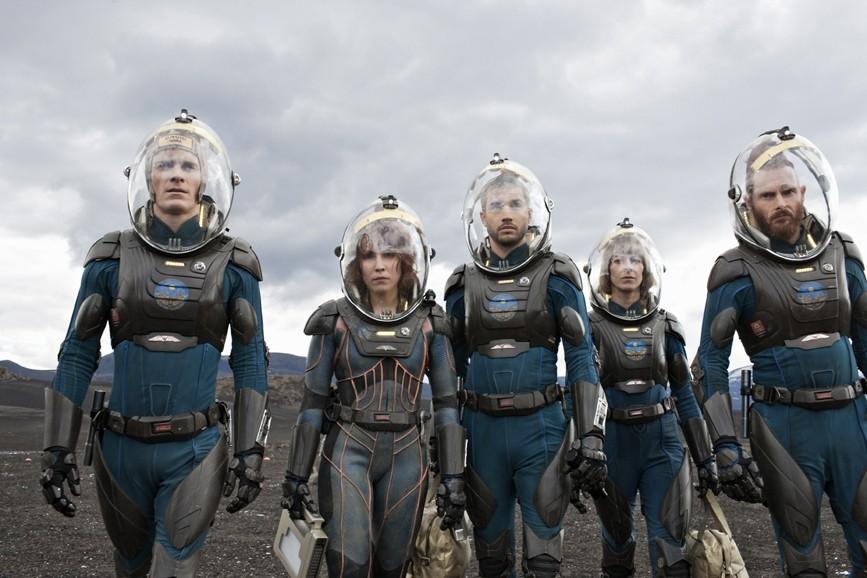Prometheus 3 Minutes Length Trailer4