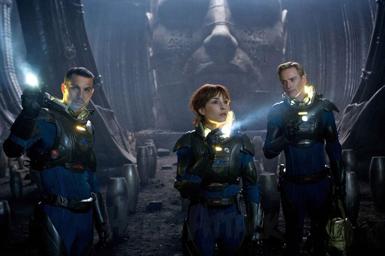 Prometheus 3 Minutes Length Trailer3