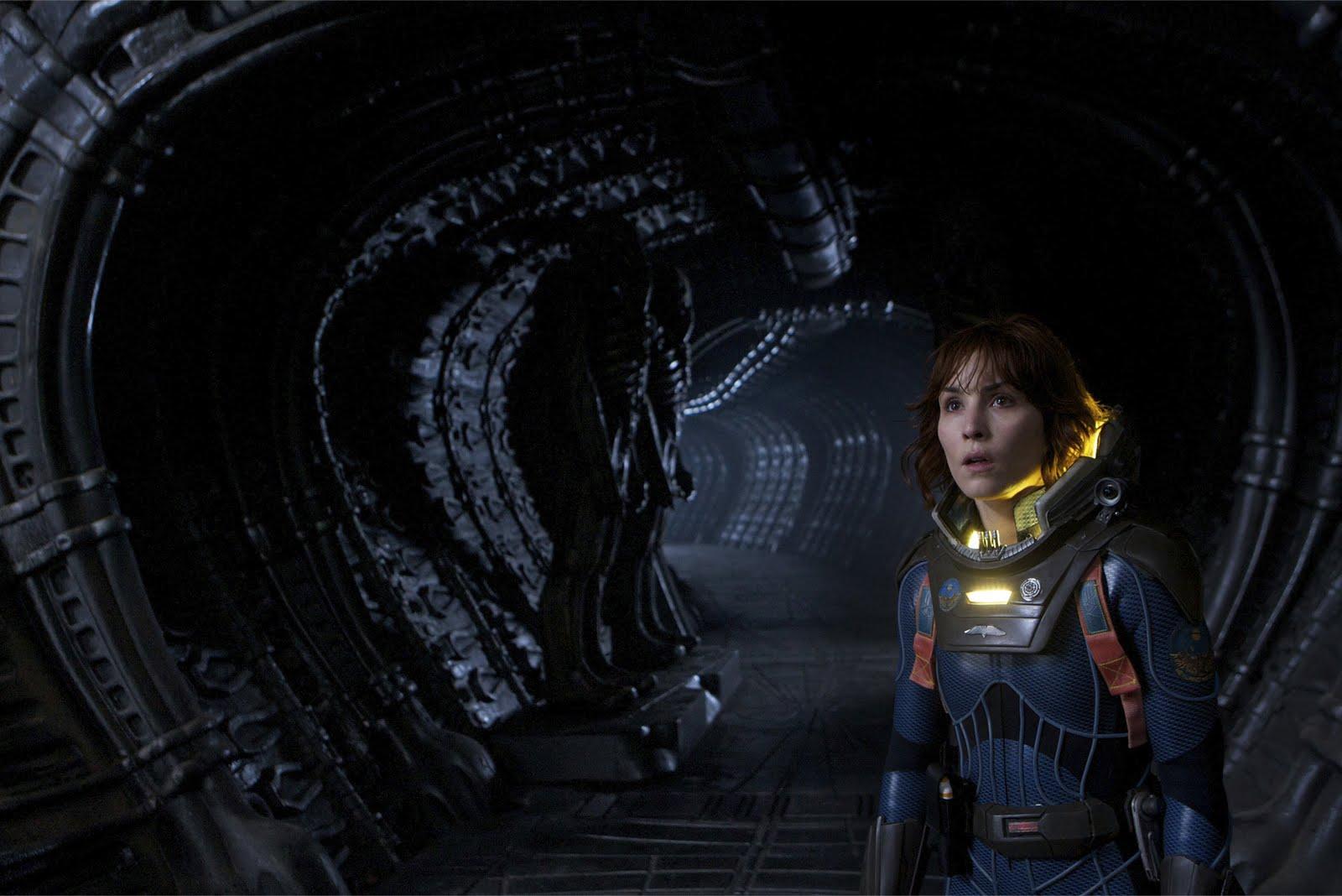 Prometheus 3 Minutes Length Trailer2