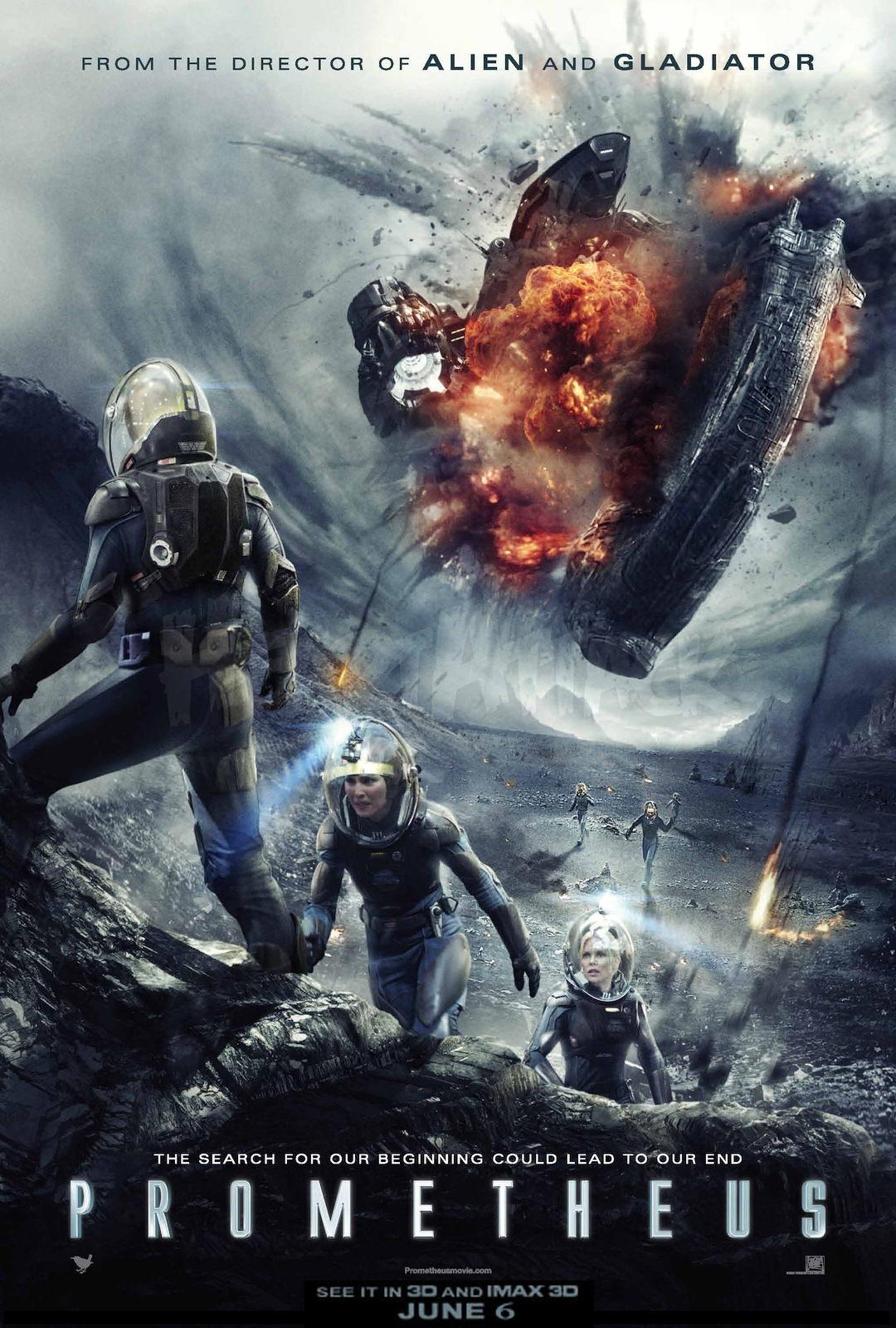 Prometheus 3 Minutes Length Trailer1