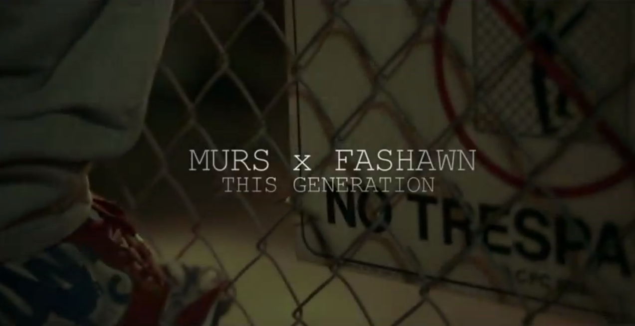 Murs & Fashawn - This Generation Ft. Adrian