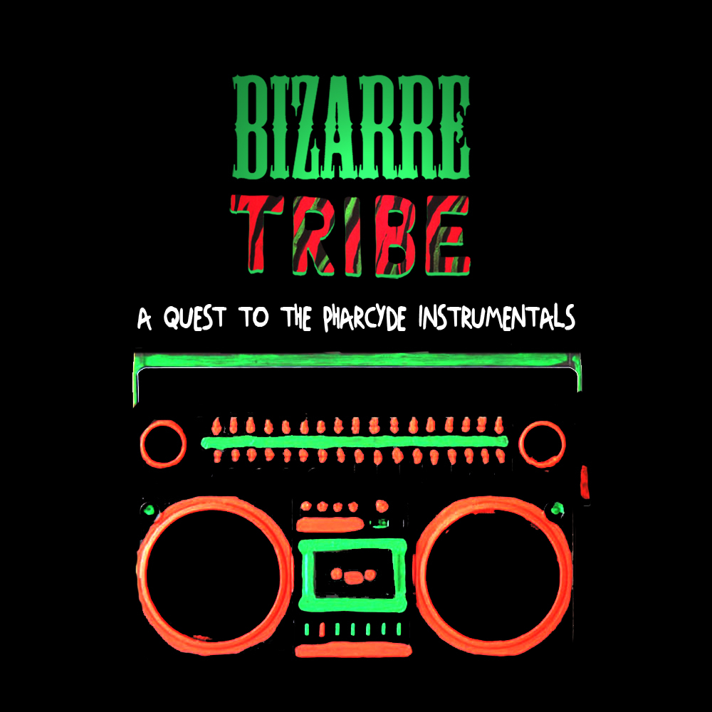 00 Amerigo Gazaway of Gummy Soul - Bizarre Tribe- A Quest to The Pharcyde (Instrumentals)