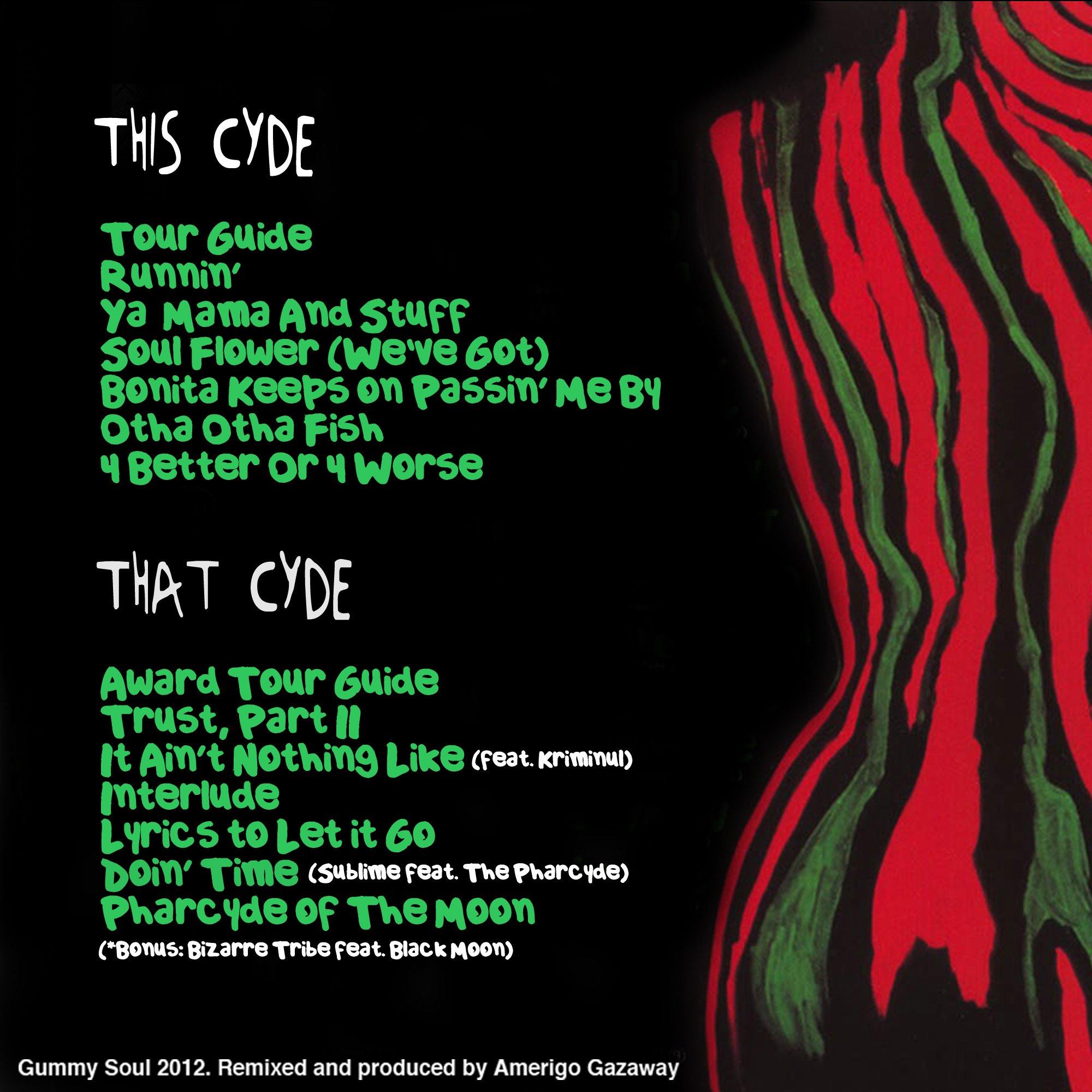 00 Amerigo Gazaway of Gummy Soul - Bizarre Tribe- A Quest to The Pharcyde (Instrumentals)