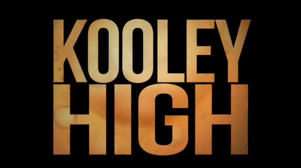 Kooley High - David Thompson