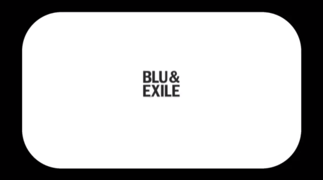 Blu & Exile - Maybe One Day [Video]