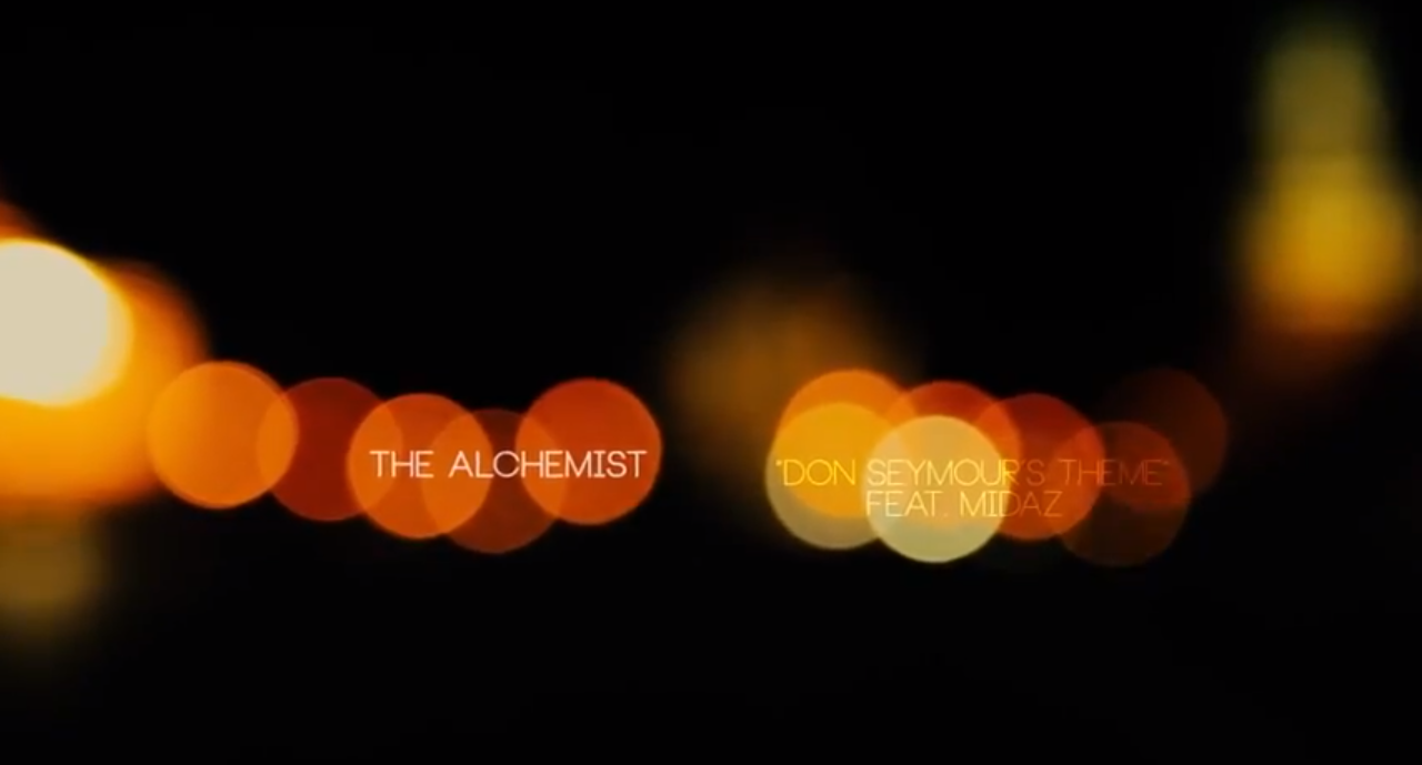 The Alchemist - Don Seymour's Theme Ft. Midaz [Video]