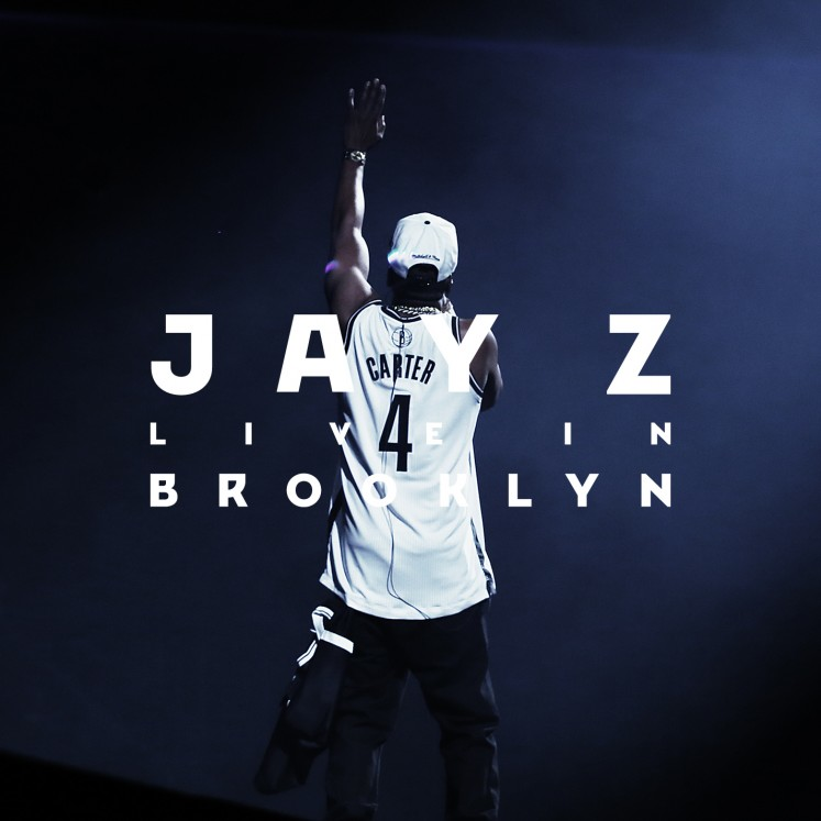 Jay-Z To Release Live In Brooklyn EP