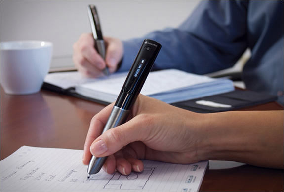 SKY WIFI DIGITAL SMARTPEN BY LIVESCRIBE