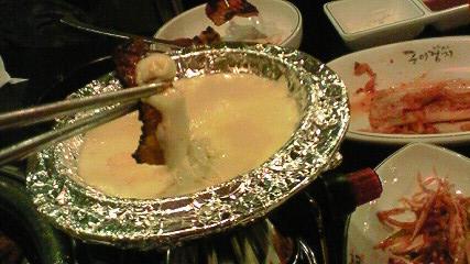 チーズサムギョプサル