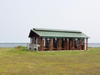 尾岱沼キャンプ場3