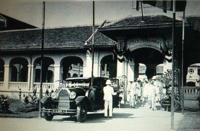16  1931年フィリッピン代表団の訪問