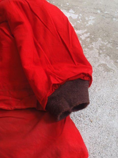 ハンティングジャケット カモ