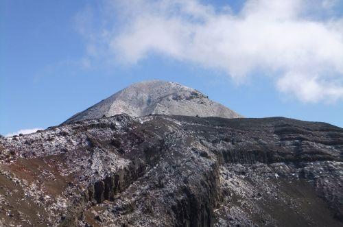 高千穂峰が見えた