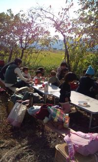 恵農園 収穫祭2