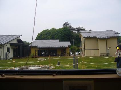 福知山城!