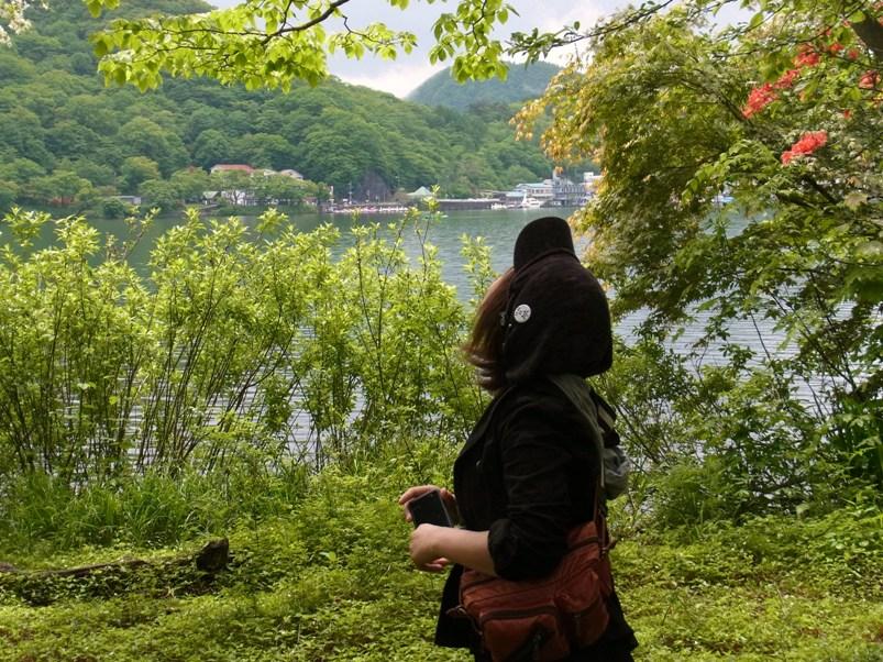 なっちゃん榛名湖