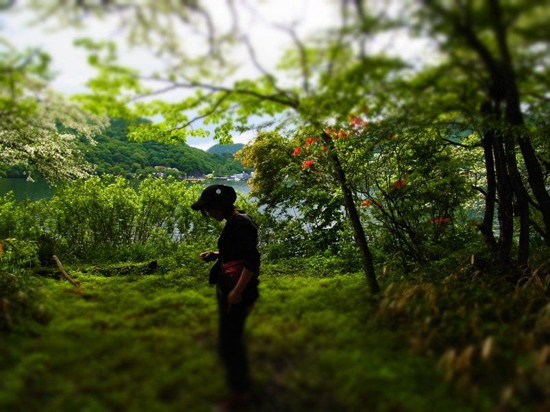 なっちゃん榛名湖2