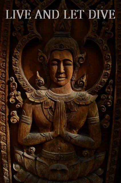 Laos 寺