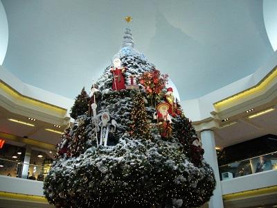 クリスマス・オブジェ3