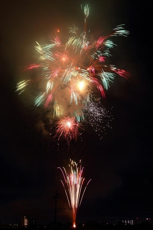 刈谷わんさか祭り2012花火09