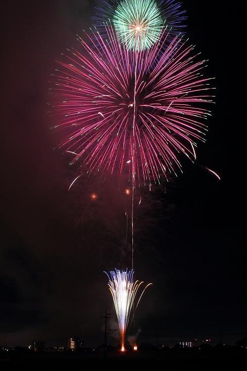 刈谷わんさか祭り2012花火10