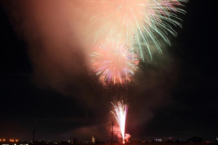 刈谷わんさか祭り2012花火07