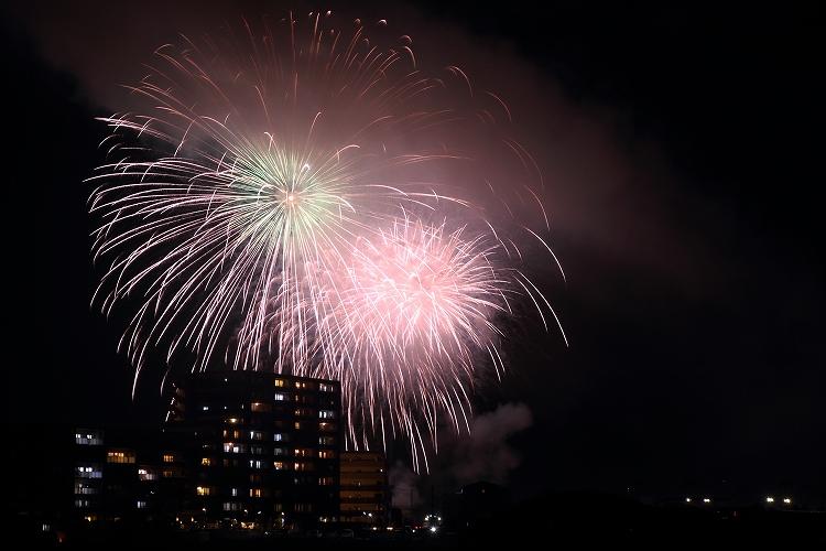 刈谷わんさか祭り2012花火05