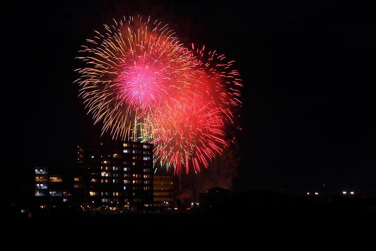 刈谷わんさか祭り2012花火02