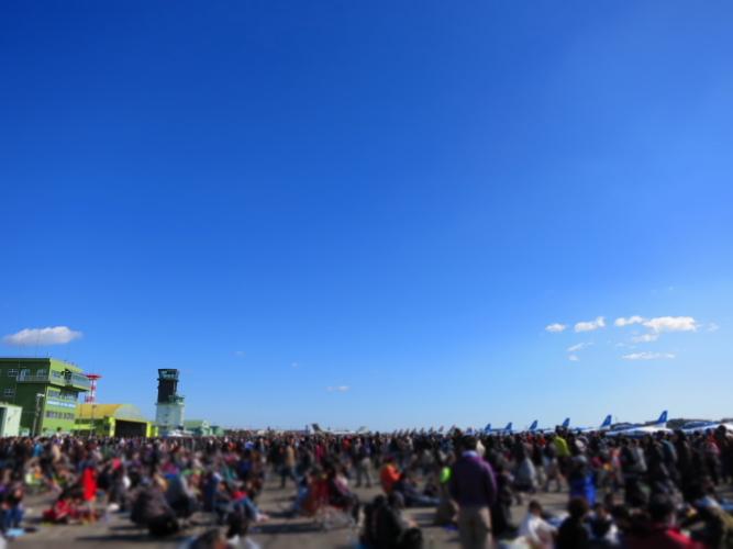 モラル低下浜松の観客07