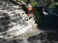 あぶない階段