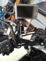 新型カメラマウント