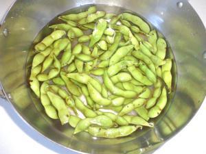 枝豆第2弾収穫