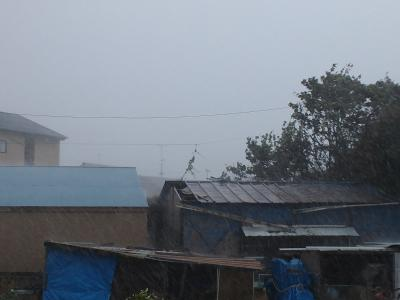台風17号被害0