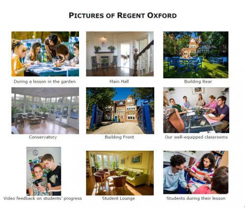 regent oxford pics