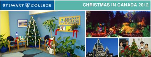 Stewart College Christmas 2012