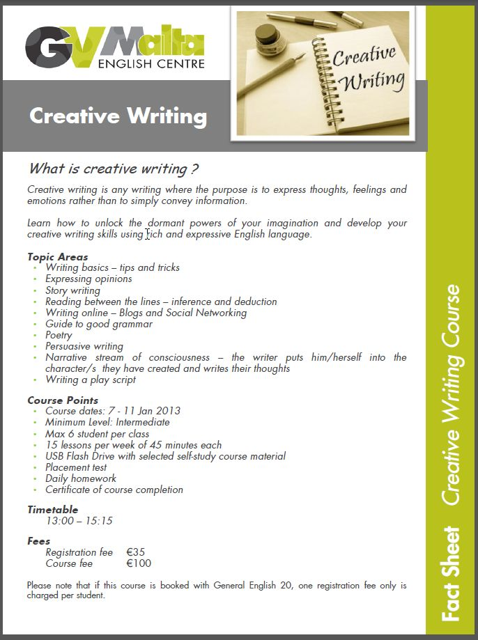 what is a creative writing certificate Creative writing certificate - stand a graduate certificate in creative writing program is offered through the master of arts in professional writing program.