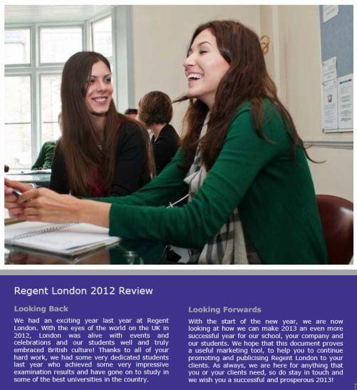 Regent London 2012 1