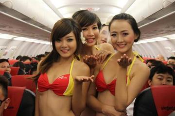 Vietnamese bikini girls