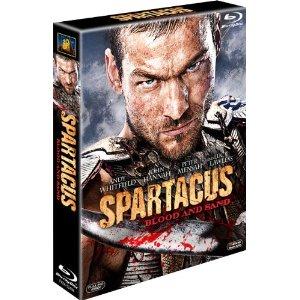 「スパルタカス」ブルーレイ&DVD